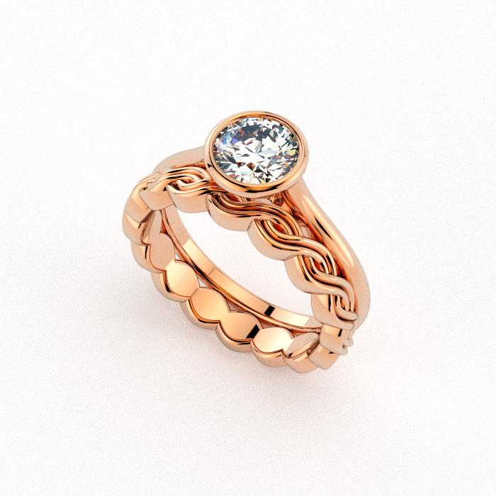 Design Deposit: Sara's Engagement Ring