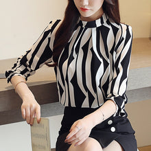 Autumn New Fashion women blouse long sleeved