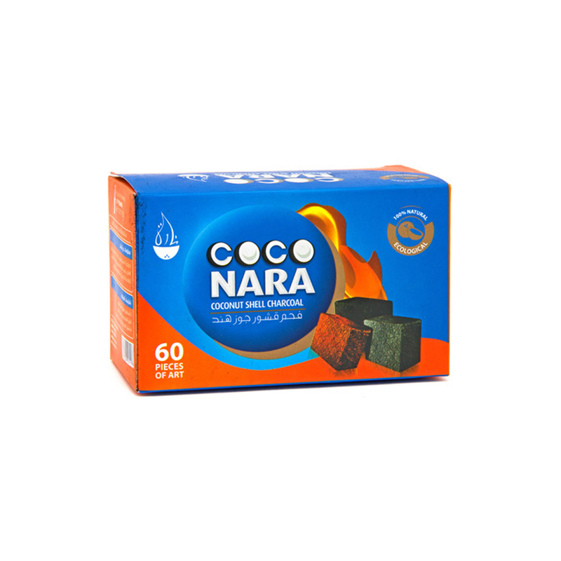 Coco Nara Coconut Charcoal 60 pcs