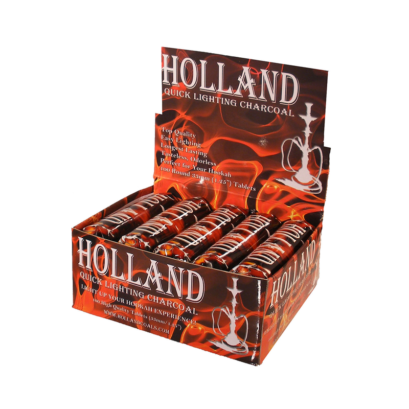 Holland Quick Lighting Charcoal 33mm