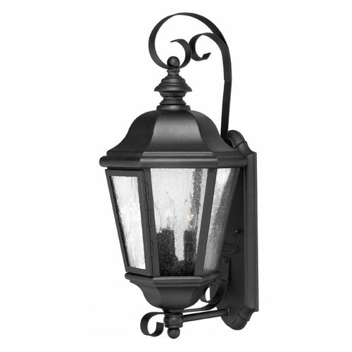 Hinkley 1670BK Edgewater Outdoor Lantern Black