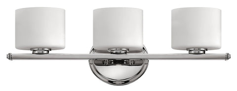 Hinkley Lighting 5423CM Ocho Vanity Fixture Chrome