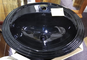 Kohler Drop In Sink Black Blemish