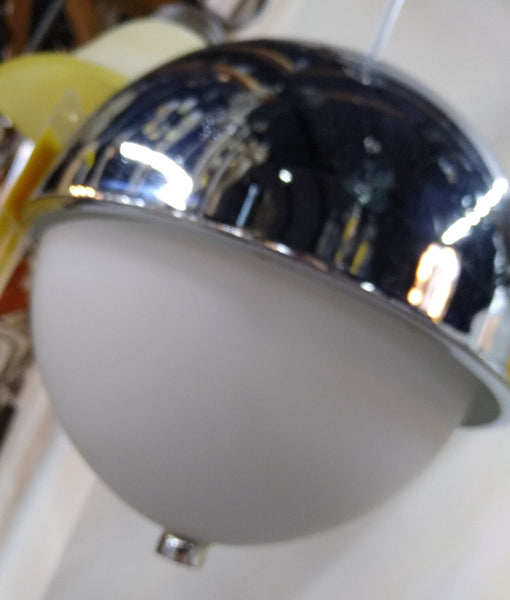 Fredrick Ramond Hinkley 38510PCM Globe2 Pendant Chrome