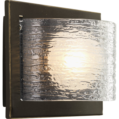 Progress PP284220WB Reign Single Wall Sconce Bronze