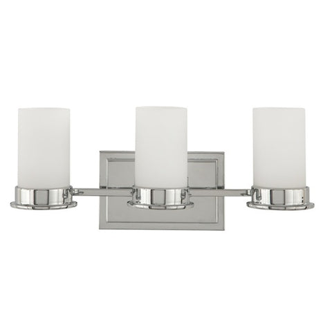 Park Harbor PHVL2153PC Aventura Vanity Fixture Chrome