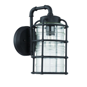 Craftmade CZ2134ABZ Hadley Outdoor Wall Lantern Aged Brushed Bronze