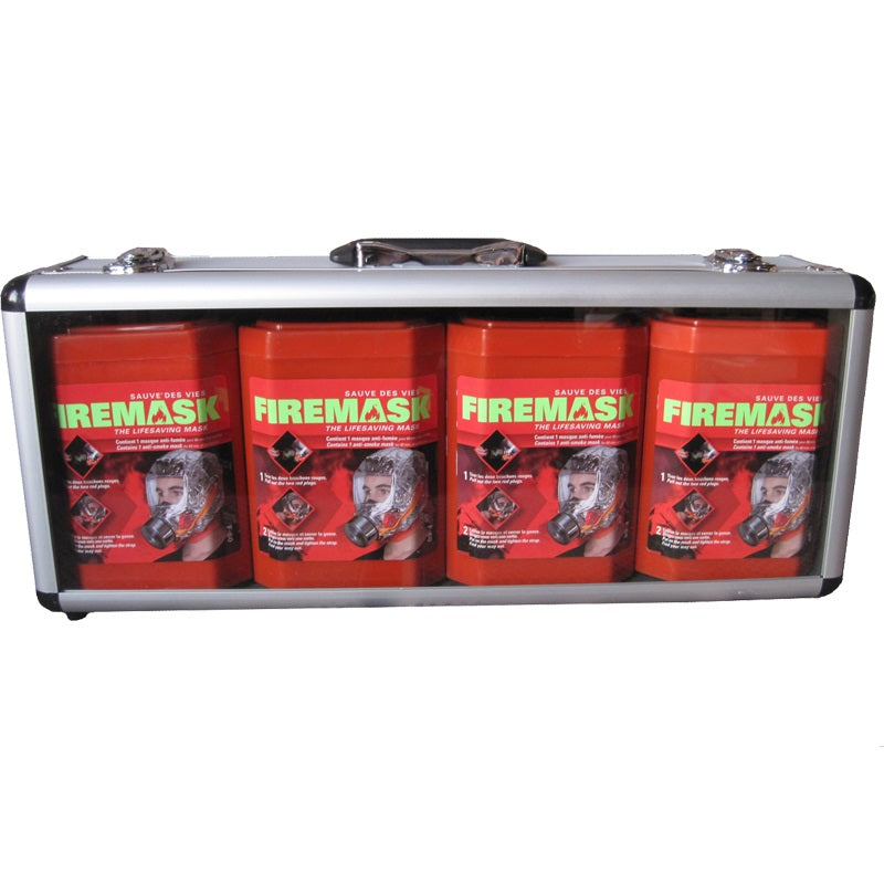 Firemask Case of 4