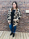 The Chelsea Cheetah Cardigan Cardigan Jess Lea