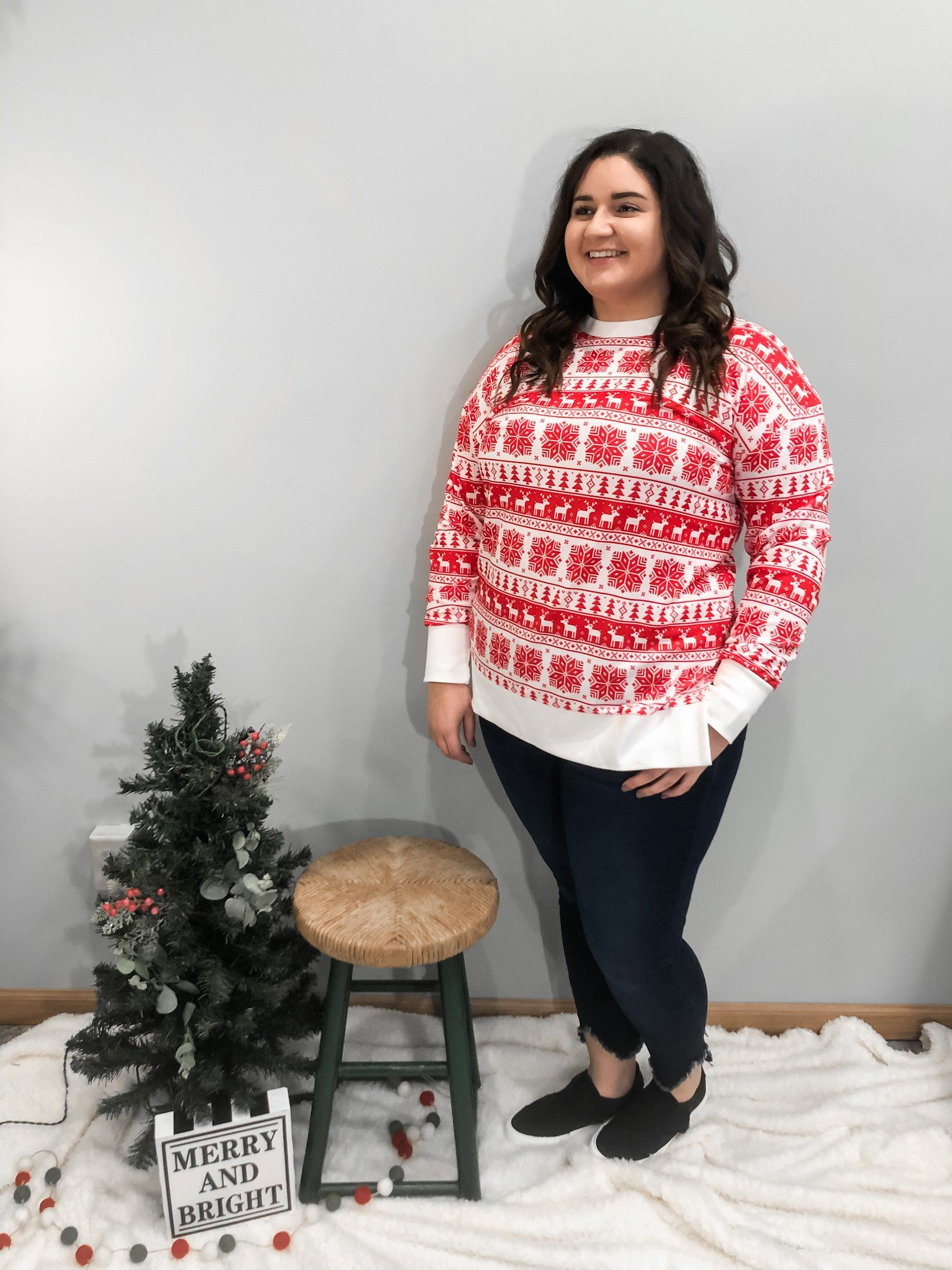The Not-So-Ugly, Ugly Sweater Long sleeve Jess Lea