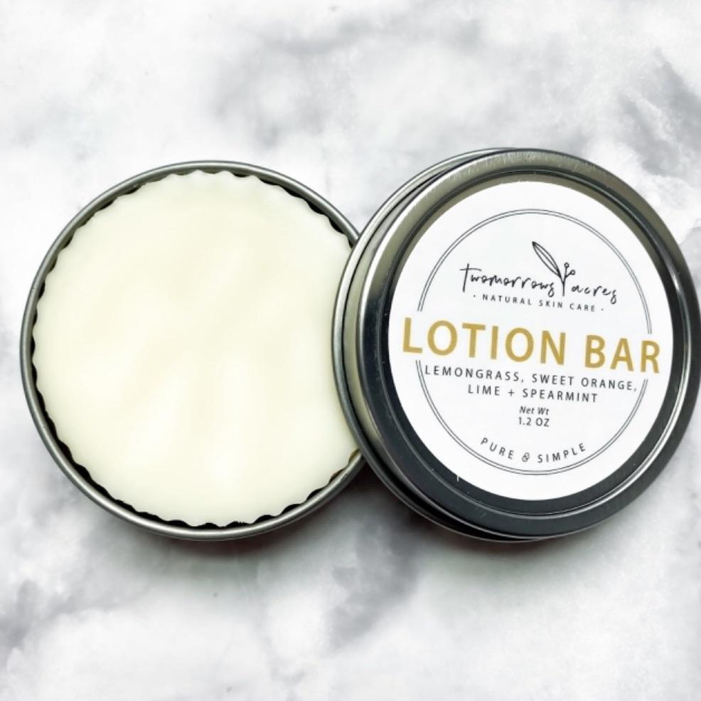 TwoMorrow's Acres Lotion Bars Accessories TwoMorrows Acres
