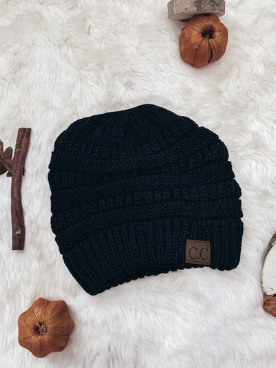 Classic CC Ponytail Beanie Accessories Hana