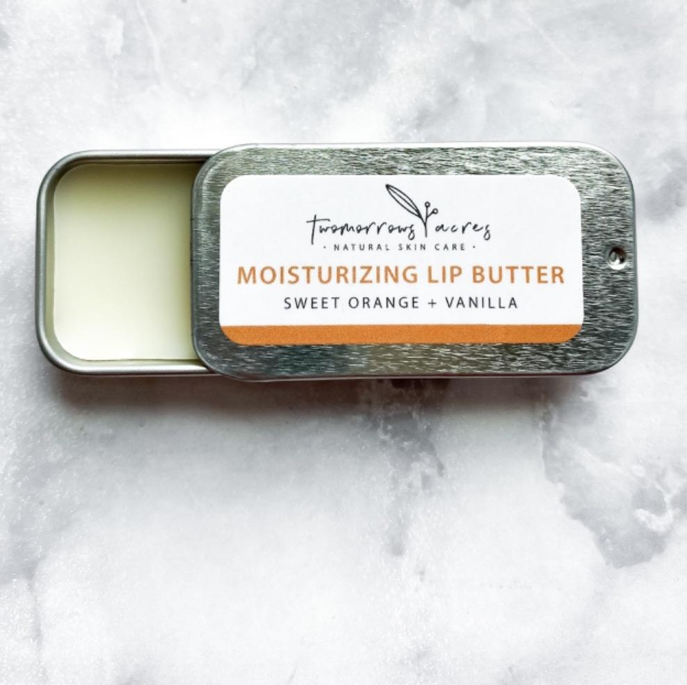 TwoMorrow's Acres Lip Butter Accessories TwoMorrows Acres