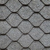 How to Apply Asphalt Dollhouse Shingles