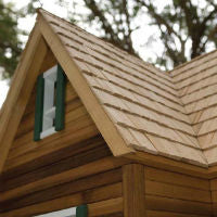 How to Apply Wood Shingles to Your Dollhouse