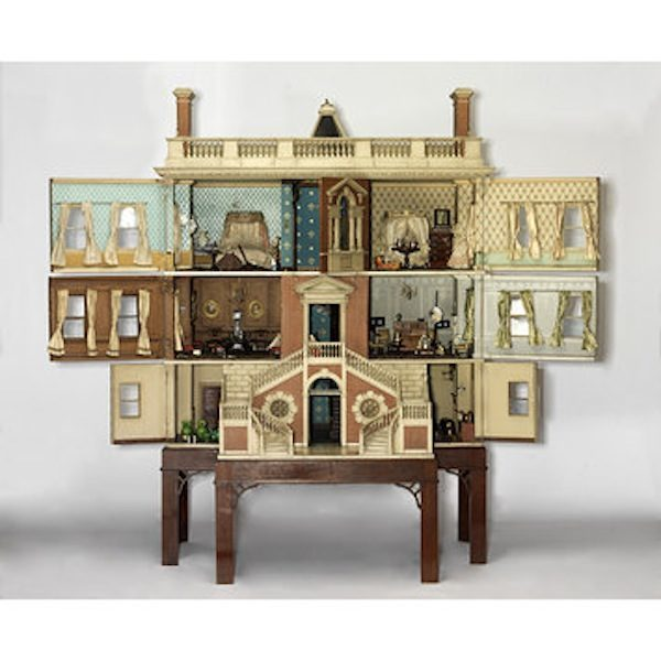 baby house dollhouse