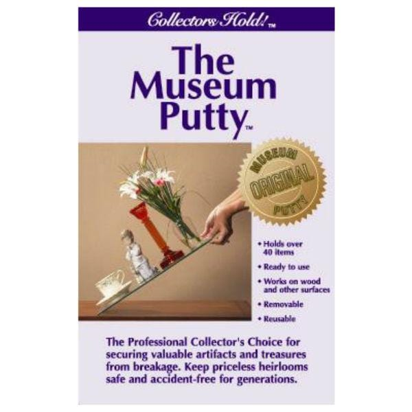 A package of museum putty.