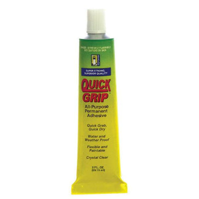 A tube of Quick Grip glue.