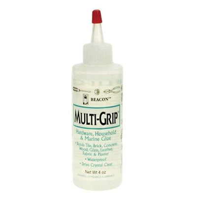 A tube of multigrip glue.