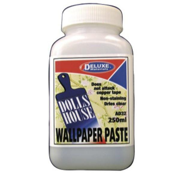 A bottle of Wallpaper Paste.