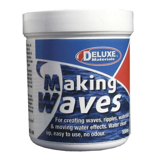 A jar of Making Waves.