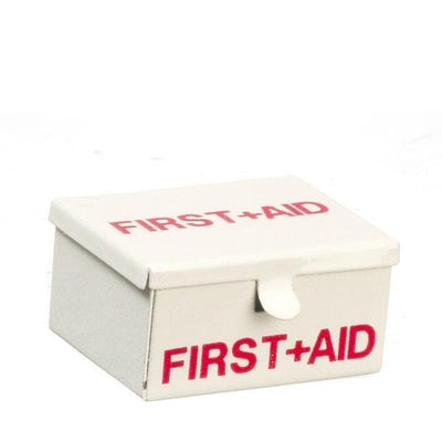 Dollhouse Miniature First Aid Kit - Little Shop of Miniatures
