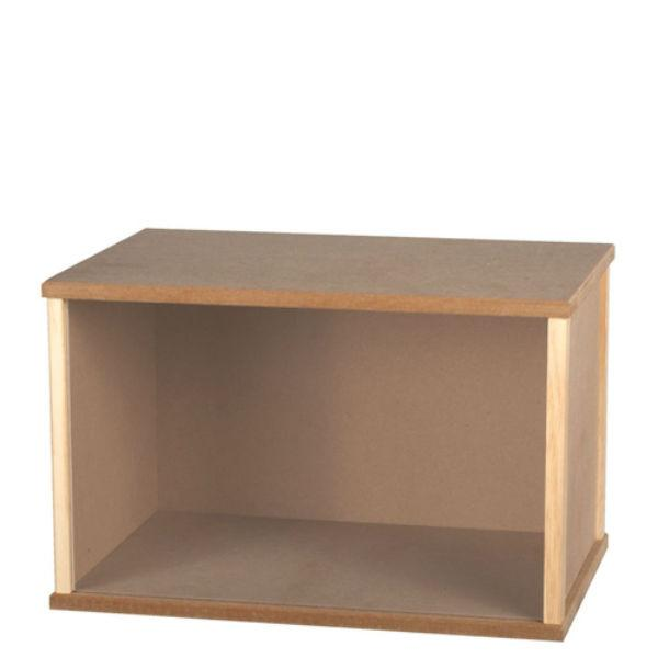 A large MDF room box.
