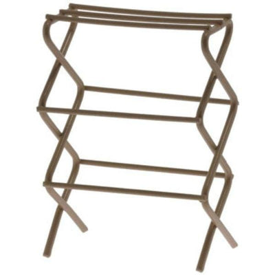 Metal Dollhouse Miniature Drying Rack - Little Shop of Miniatures