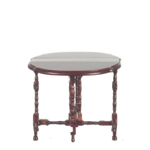 A miniature Sutherland drop leaf table.