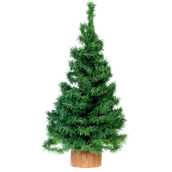a miniature christmas tree that is undecorated - Miniature Christmas Tree