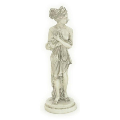 1/24 Scale Dollhouse Miniature Woman Statue - Little Shop of Miniatures