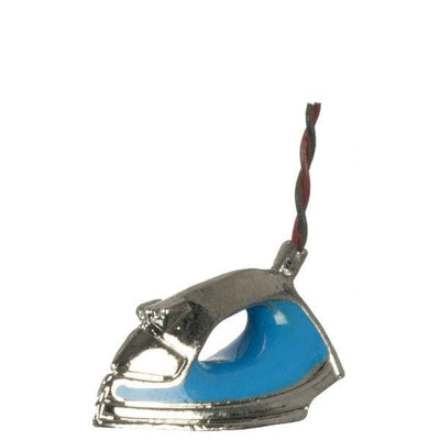 Dollhouse Miniature Steam Iron - Little Shop of Miniatures