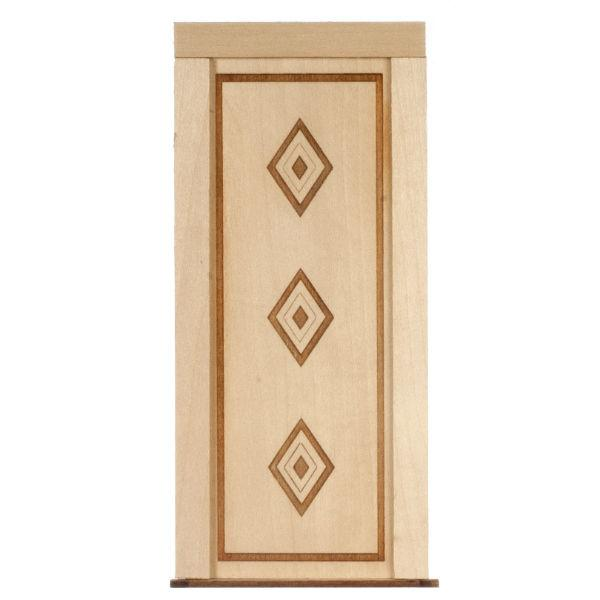 dollhouse art deco door