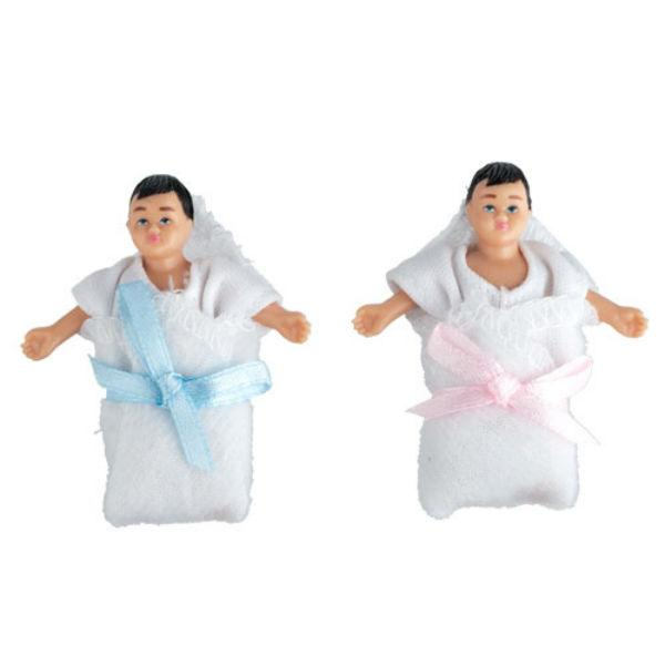 Barry Twins Dollhouse Dolls