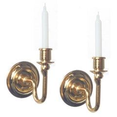 dollhouse candle wall sconces