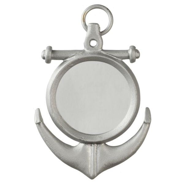 dollhouse miniature anchor mirror