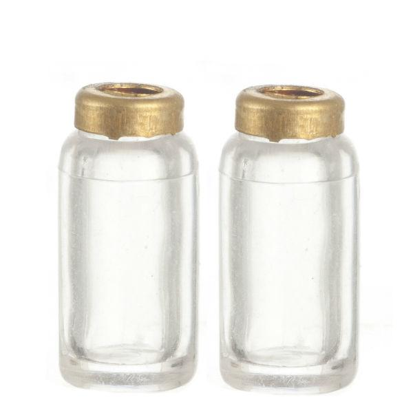 dollhouse miniature canning jars