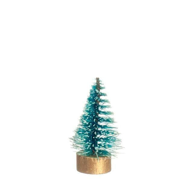 Dollhouse Miniature Christmas Tree Little Shop Of Miniatures