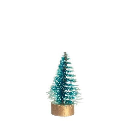 dollhouse miniature christmas tree