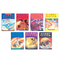 dollhouse miniature Harry Potter books