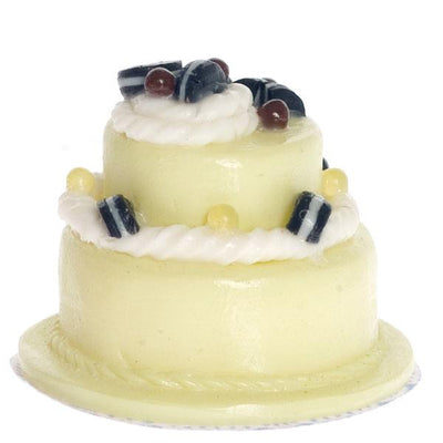 dollhouse miniature oreo cake