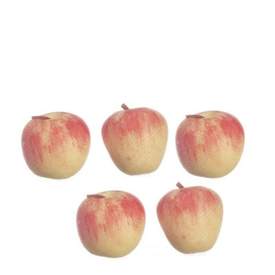 dollhouse miniature peaches