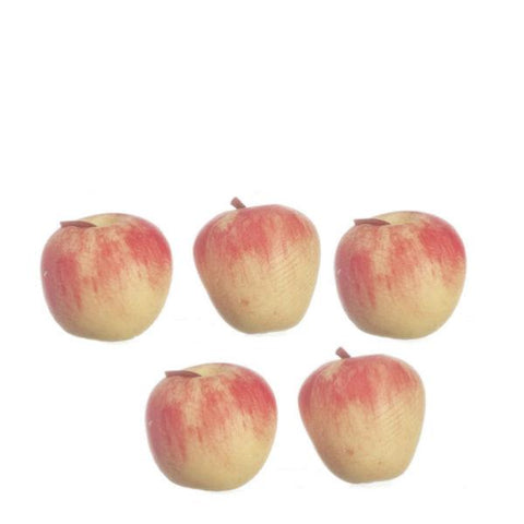 Dollhouse Miniature Peaches - Little Shop of Miniatures