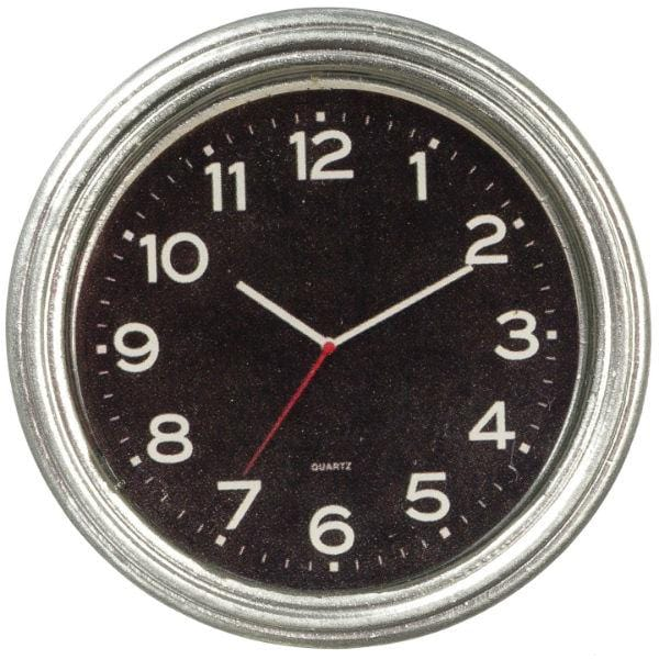 dollhouse miniature wall clock