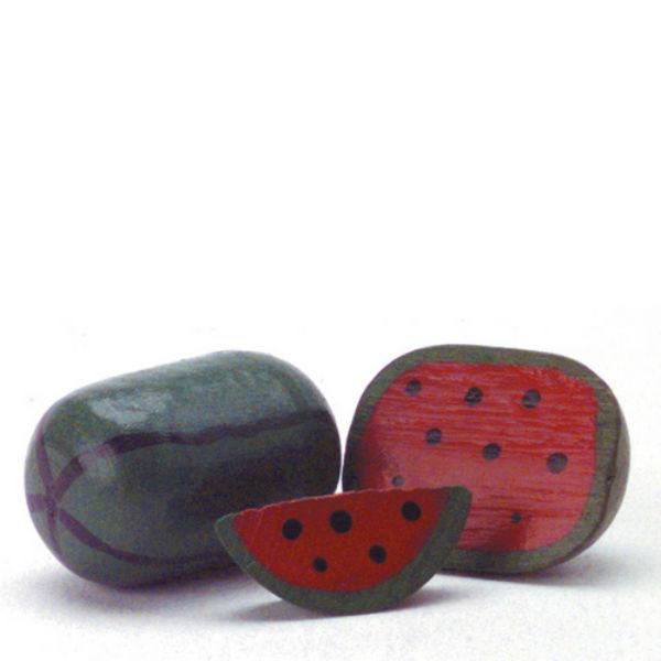 dollhouse miniature watermelon