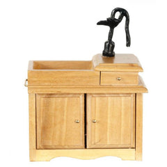 dollhouse miniature wet sink