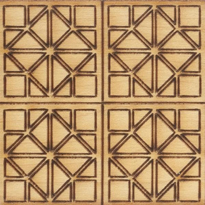 Pyramid Design Dollhouse Flooring - Little Shop of Miniatures