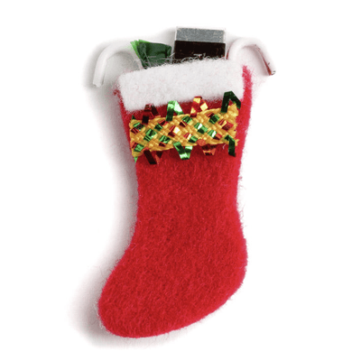 dollhouse doll christmas stocking