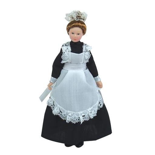 Maid Evelyn Dollhouse Doll