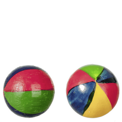 Dollhouse Miniature Beach Balls - Little Shop of Miniatures